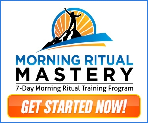 self help for life - morning ritual mastery stefan james