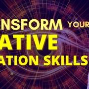 Transform Creative Visualization Skills
