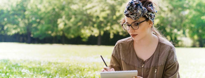 How to write affirmations self help for life