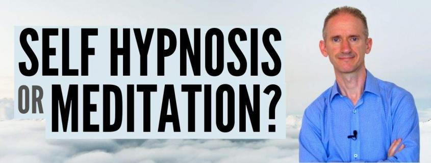 Self Hypnosis and Meditation