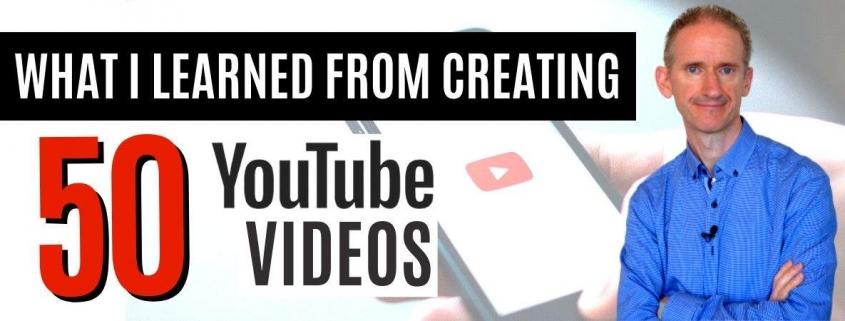 50 YouTube Videos