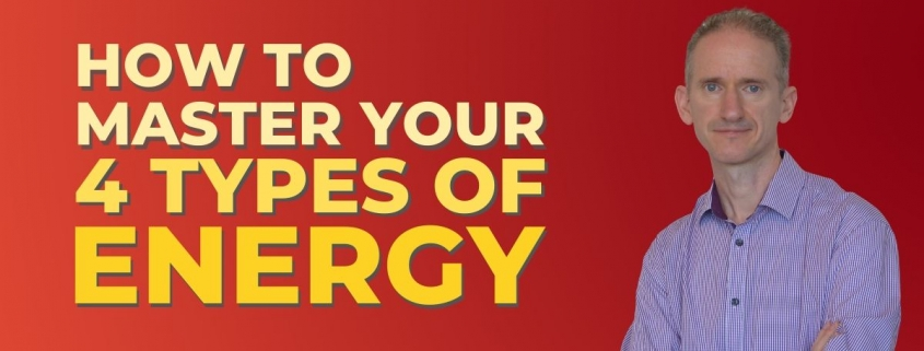 Master your energy