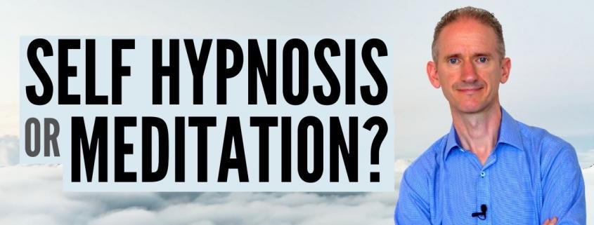 Self Hypnosis or Meditation