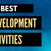 self-development activities